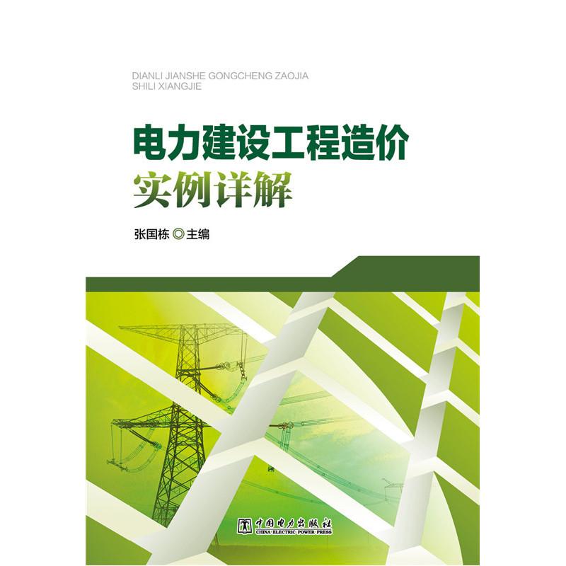 电力建设工程造价实例详解