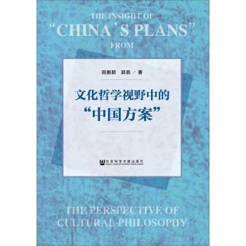 """文化哲学视野中的""""中国方案"""""""