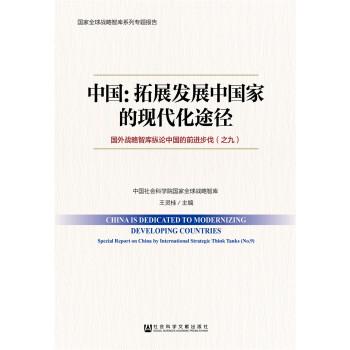 中国:拓展发展中国家的现代化途径