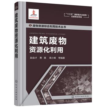废物资源综合利用技术丛书--建筑废物资源化利用
