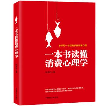 一本书读懂消费心理学