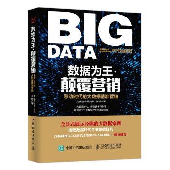数据为王 颠覆营销:移动时代的大数据精准营销