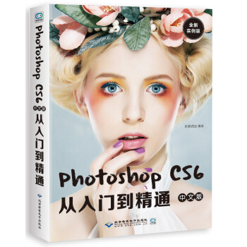 Photoshop cs6中文版从入门到精通:全新实例版 (配1DVD)