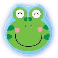 呱呱,青蛙爱干净