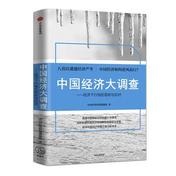 中国经济大调查:经济下行地区现状与应对