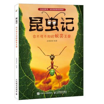 昆虫记 你不可不知的蚁类王国