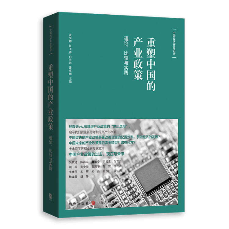 重塑中国的产业政策:理论、比较与实践