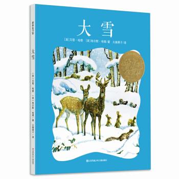 凯迪克金奖绘本:大雪