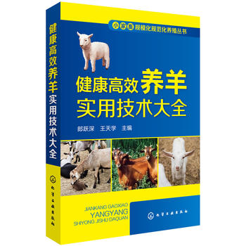 小家畜规模化规范化养殖丛书--健康高效养羊实用技术大全