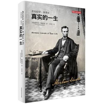 亚伯拉罕·林肯传:真实的一生