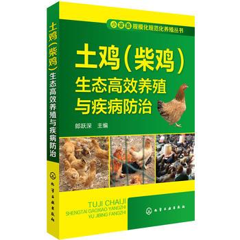 小家畜规模化规范化养殖丛书--土鸡(柴鸡)生态高效养殖与疾病防治