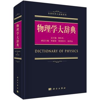 物理学大辞典(精装)