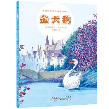 甜橙树大师经典美绘童话·金天鹅