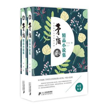 茅盾精品小说集(套装上下册)