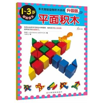 多元智能益智积木游戏(升级版)平面积木