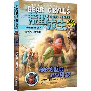 荒野求生少年生存小说系列   骆驼戈壁的超导风波