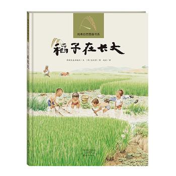 纯美自然图画书系 稻子在长大