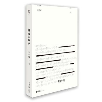薄薄的故乡:先锋导演王小帅的私人笔记