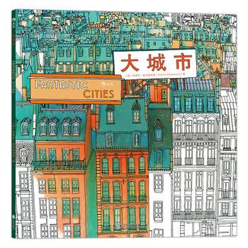 秘密花园涂绘学院丛书:大城市