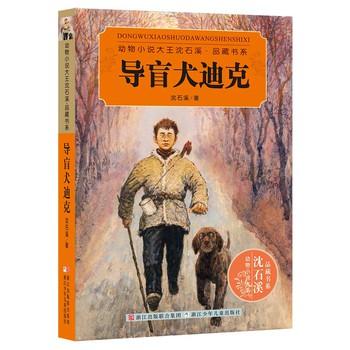 导盲犬迪克:动物小说大王沈石溪·品藏书系