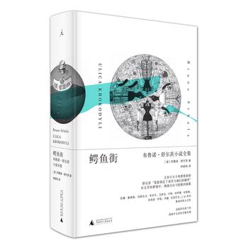 鳄鱼街:布鲁诺·舒尔茨小说全集(精装)