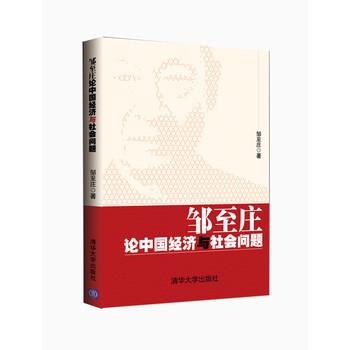 邹至庄论中国经济与社会问题