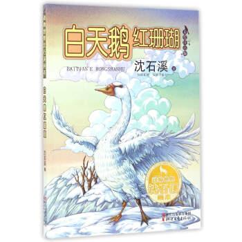 动物世界沈石溪画本:白天鹅红珊瑚(美绘注音版)