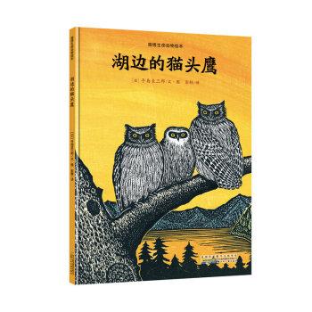 感悟生命动物绘本·湖边的猫头鹰