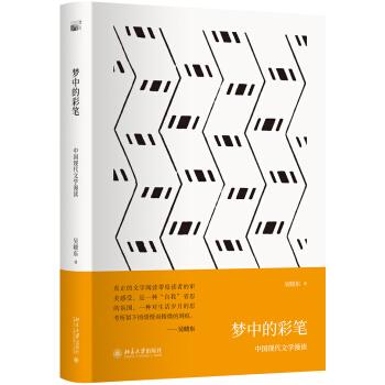 梦中的彩笔 中国现代文学漫读