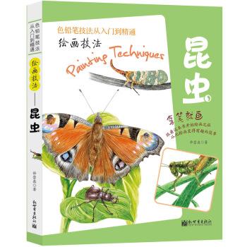 绘画技法——昆虫