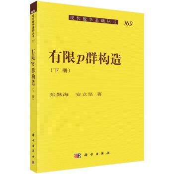 有限p群构造(下册)