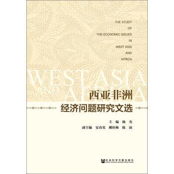 西亚非洲经济问题研究文选