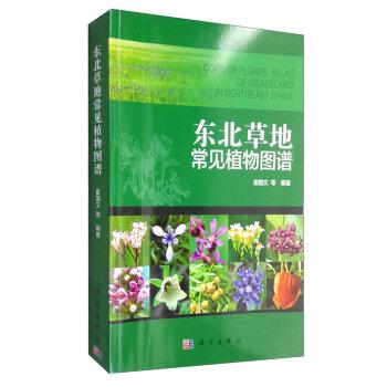 东北草地常见植物图谱