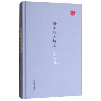 名家视角丛书:唐宋散文精选