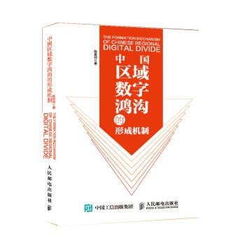 中国区域数字鸿沟的形成机制