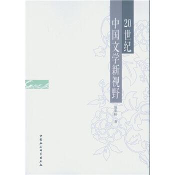 20世纪中国文学新视野