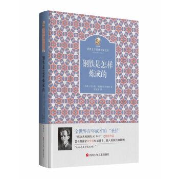 名家名译 金熊猫世界文学经典:钢铁是怎样炼成的