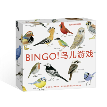 宾果游戏系列:BINGO! 鸟儿游戏