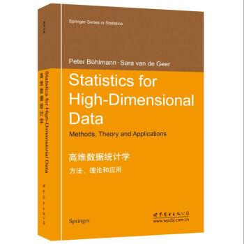 高维数据统计学:方法、理论和应用