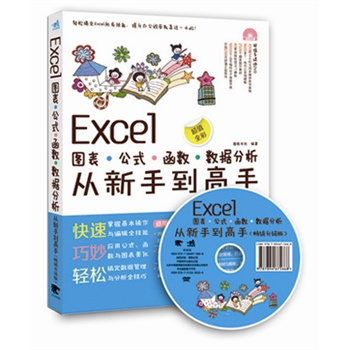Excel 图表.公式.函数.数据分析从新手到高手(畅销升级版)