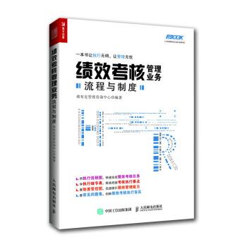 绩效考核管理业务流程与制度