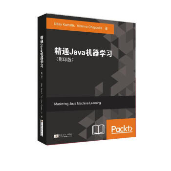 精通Java机器学习(影印版)