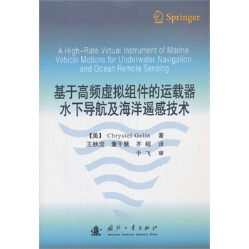 基于高频虚拟组件的运载器水下导航及海洋遥感技术