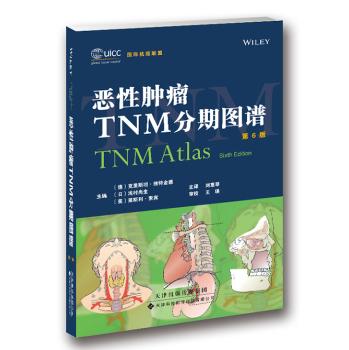 恶性肿瘤TNM分期图谱(第6版)