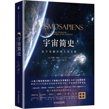宇宙简史:从宇宙诞生到人类文明(精装)