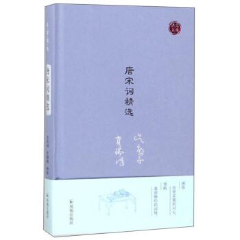 名家视角丛书:唐宋词精选