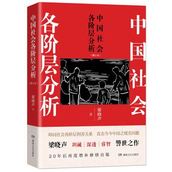 中国社会各阶层分析(增订本)