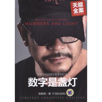 数字是盏灯—天能电池品牌全案策划纪实