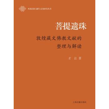 菩提遗珠:敦煌藏文佛教文献的整理与解读