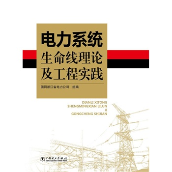 电力系统生命线理论及工程实践